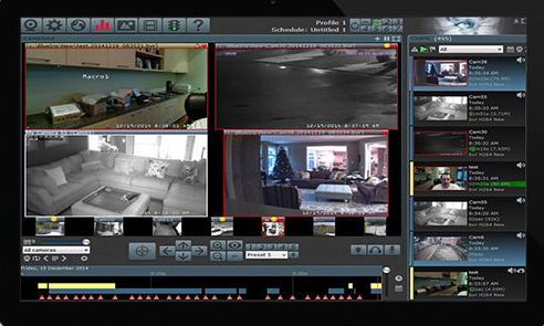 Blue Iris Security Camera Software and DVR